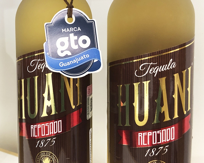 Marca Colectiva Tequila Huani